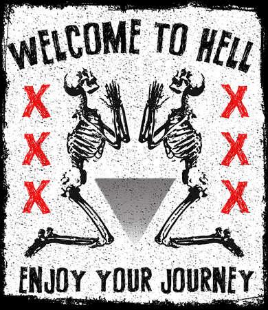 halloween tee shirt: Skull Tee Graphic Design Illustration