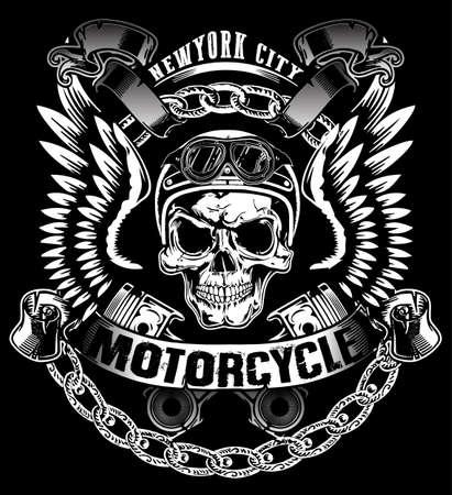 t shirt design: Skull T shirt Graphic Design Illustration