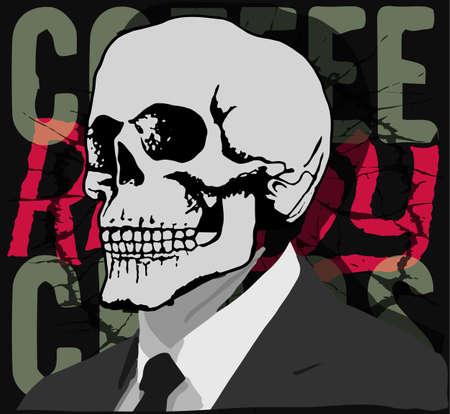 halloween tee shirt: Skull T shirt Graphic Design Illustration