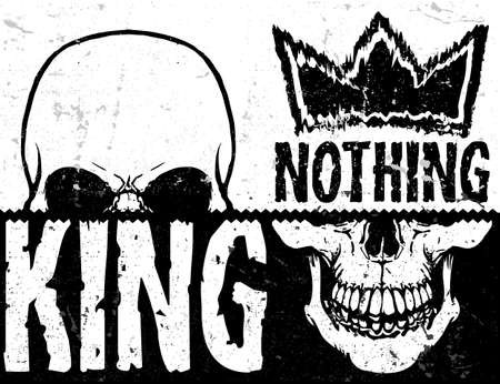 Skull Tshirt Graphic Design