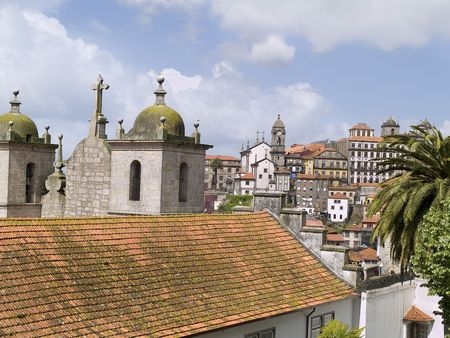 View of Porto, ancient and marvellous city, Portugal photo