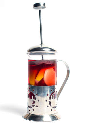 exclusive tea Stock Photo