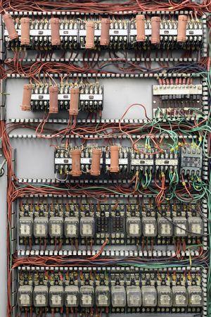 Automatisering met oude her uitzettings techniek uit de jaren 1980.