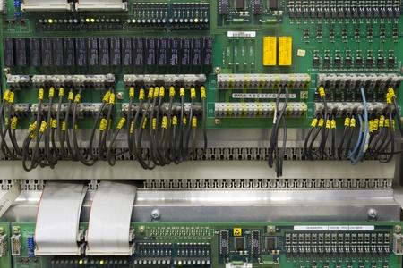 logica: Electrónica industrial en proceso de automatización.