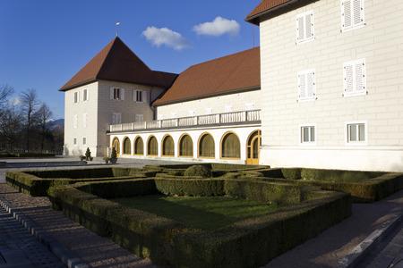 Brdo near Kranj, Slovenian Government's main venue for diplomatic meetings Editoriali