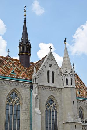 matthias church: Matthias Church, Budapest