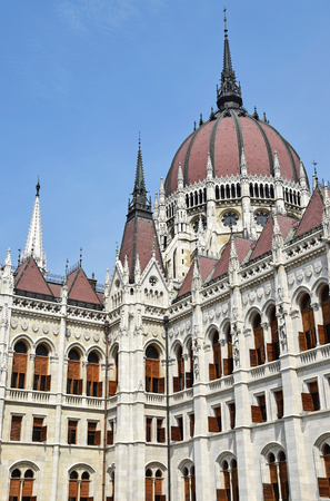 parliament building: Parliament building, Budapest