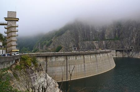 루마니아 트란실바니아 지역의 댐