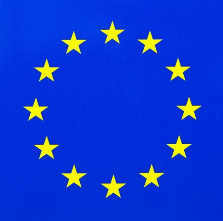 Stars of the European Union flag