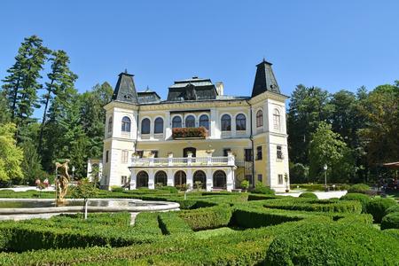 Old building in Betler, Slovakia