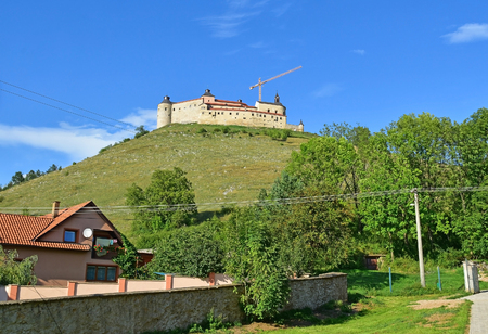 Fortress of Krasnahorka in Slovakia