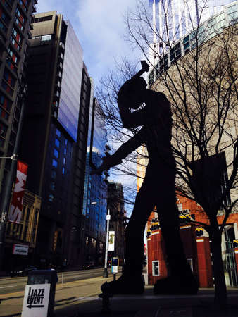 adds: Public art adds to the downtown and city culture