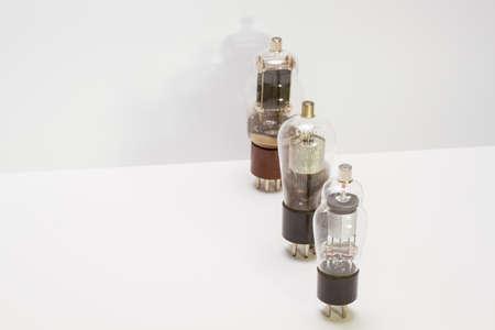 ingenuity: Vintage amp tubes