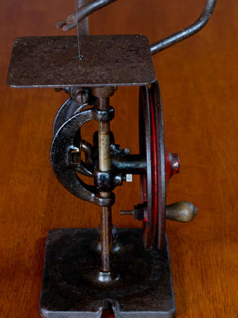 driven: Vintage Manual Hand or Belt Driven Scroll Saw