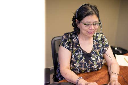 Career-minded professional woman Stok Fotoğraf