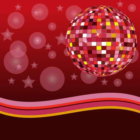 Disco ball Stock Vector - 11994739