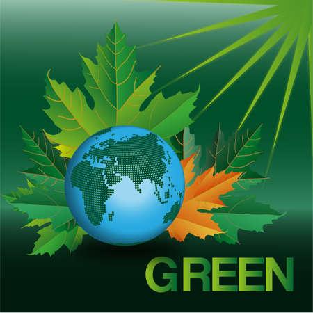 pflanzen: Go Green