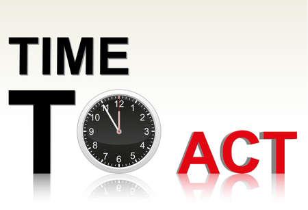 Zeit zu handeln