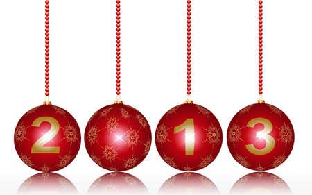 jahreswechsel: Buon Natale Vettoriali