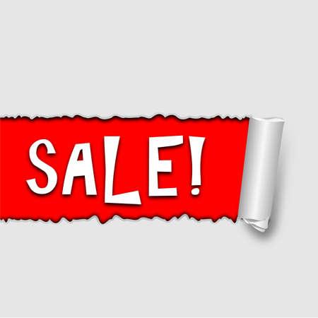 Sale Stock Vector - 13906296