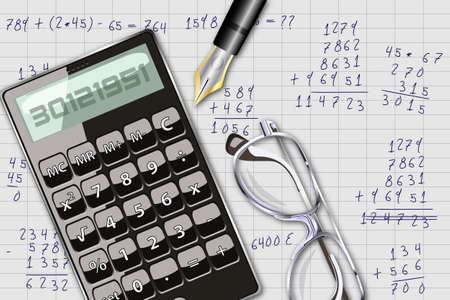 zahlen: Kalkulationn