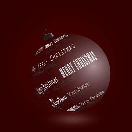 kugel: Merry Christmas