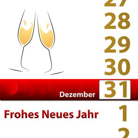Happy New Year 2013 Stock Vector - 16335897