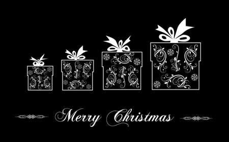 Christmas present Stock Vector - 16482158