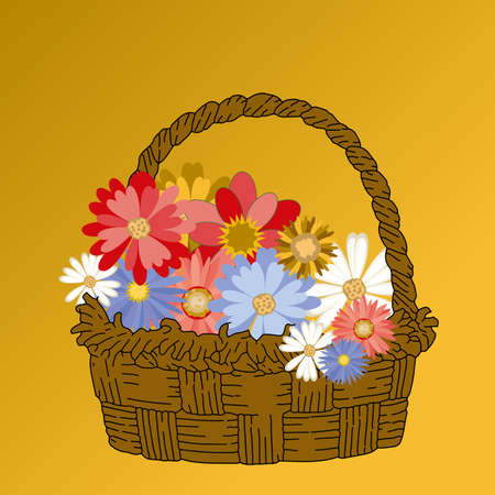 springtime: springtime Illustration