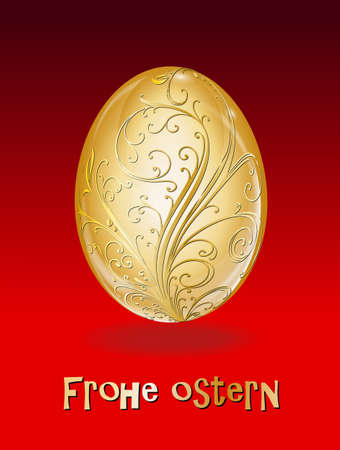 smoothed: Osterei Gold