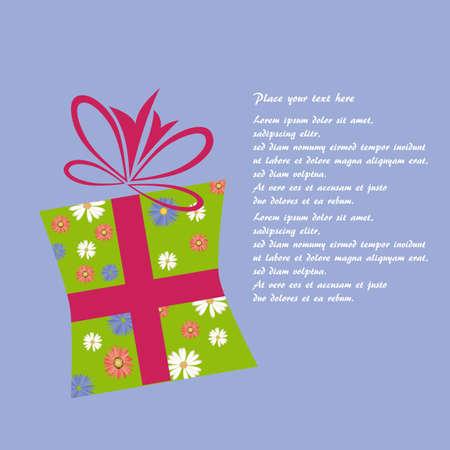giftbow Stock Vector - 17163703