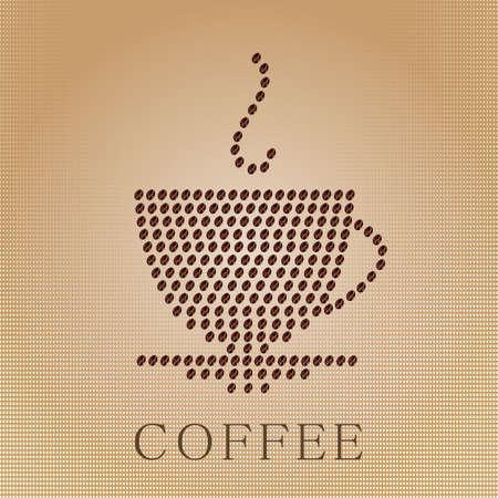coffee time Ilustracja