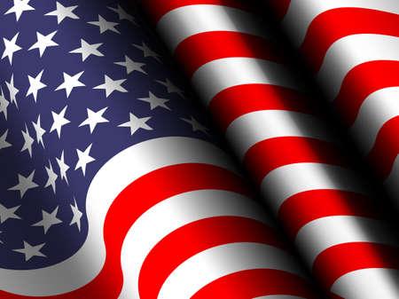waving flag