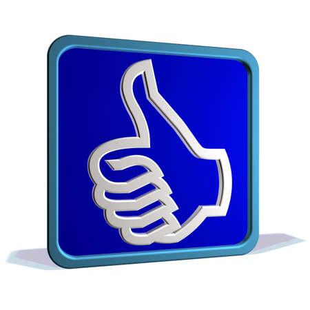 thumbs up photo