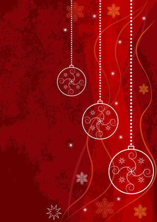 stained christmas background
