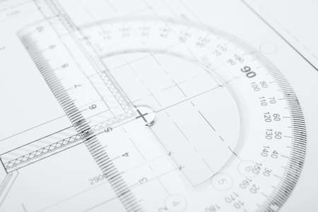 Development of technical documentation for building Stock Photo - 14587240