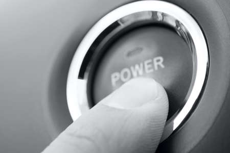 push power button photo