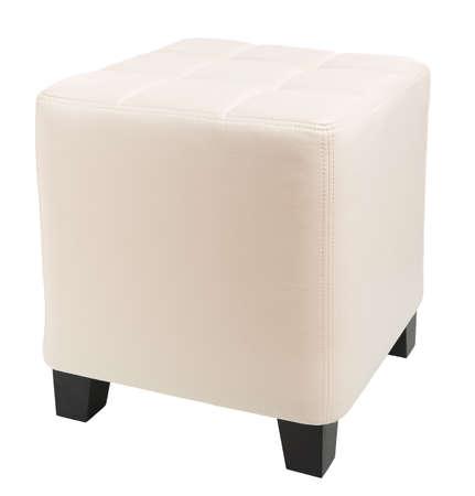 upholstered: upholstered furniture isolated on white Stock Photo
