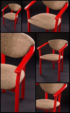comfortable chair: Collage of Comfortable chair