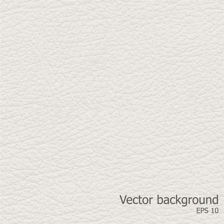 Seamless texture de cuir léger, detalised Vecteur de fond