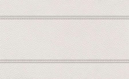 coser: fondo de color gris claro de la textura de cuero cosido