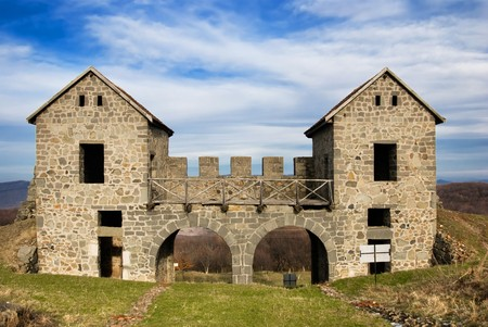spqr: Porolissum fue una antigua ciudad romana de Dacia (Transilvania en Rumania de hoy).
