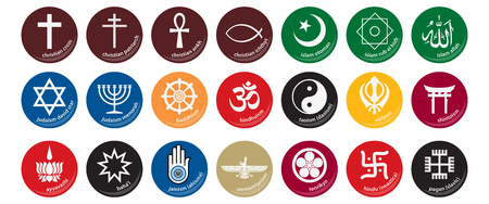 religious icon: S�mbolos de la religi�n