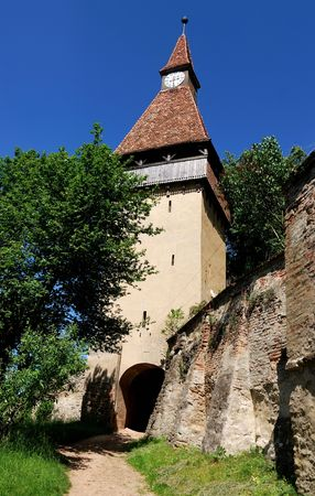 biertan: The fortified church from Biertan, Transylvania, is one of the UNESCO heritage monuments from Romania