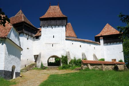 best ad: The village of Viscri is best known for its highly fortified church, originally built around 1100 AD. It is part of the villages with fortified churches in Transylvania, designated in 1993 as a World Heritage Site by UNESCO.