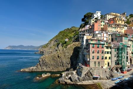 Riomaggiore, Cinque Terre in Italy photo