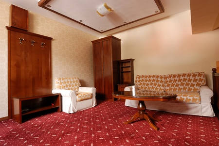 Luxury livingroom Stock Photo - 10830692