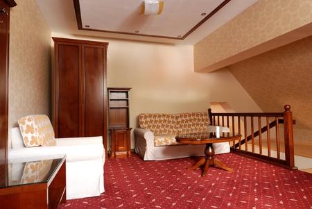Luxury livingroom Stock Photo - 10830693