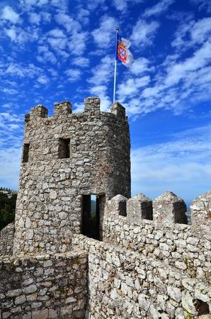moors: Moors Castle, Sintra, Portugal