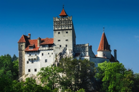bran: The medieval Castle of Bran